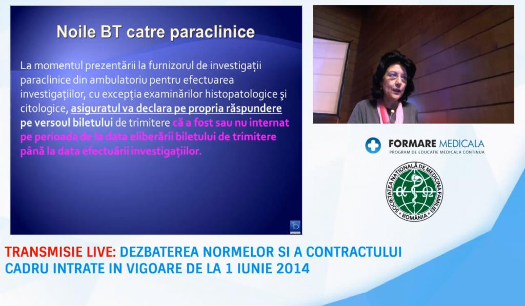 Conferinta Medicala - Streaming Live - Online Video Network
